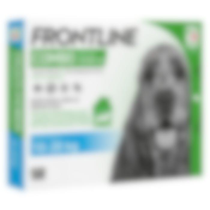 Frontline Combo Spot-on M Voor Honden 10-20kg 6 Pip