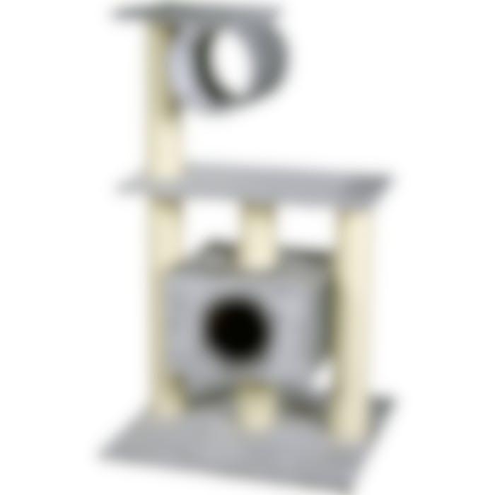 Grattoir Teide Gris 60x57x103