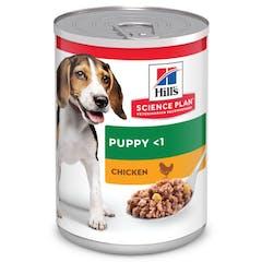 Hill's Science Plan Puppy Kip 12x370g