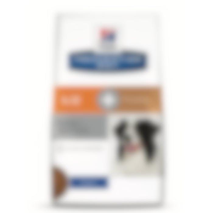 Hill's Prescription Diet K/D + Mobility croquettes pour chien au poulet