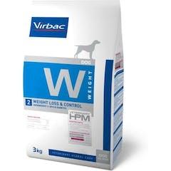 Virbac HPM Weight Loss & Control W2 - Hondenvoer - 12kg