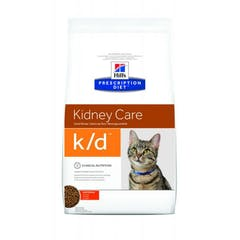 Hill's Prescription Diet K/D pour chat 5kg