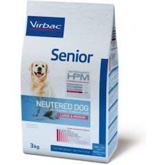Virbac Veterinary Hpm Senior Neutered Large & Medium pour chien 7kg