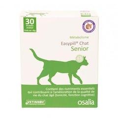 Easypill Chat Senior 30 Boulettes de 2g