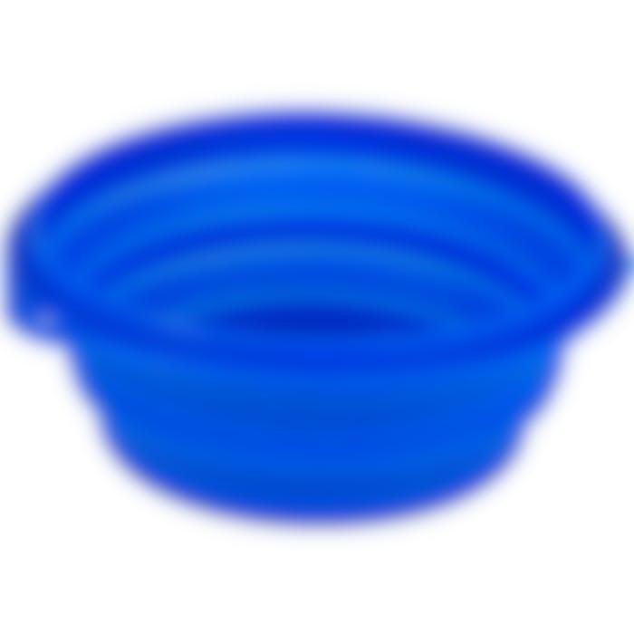 Mangeoire De Voyage Falda Bleu 500ml