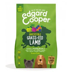 Edgard & Cooper Adult Agneau Pour Chien 12kg