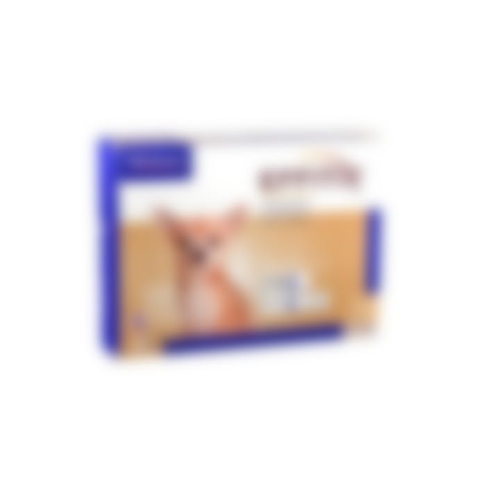 Effitix Spot On XS - Chien 1,5-4Kg