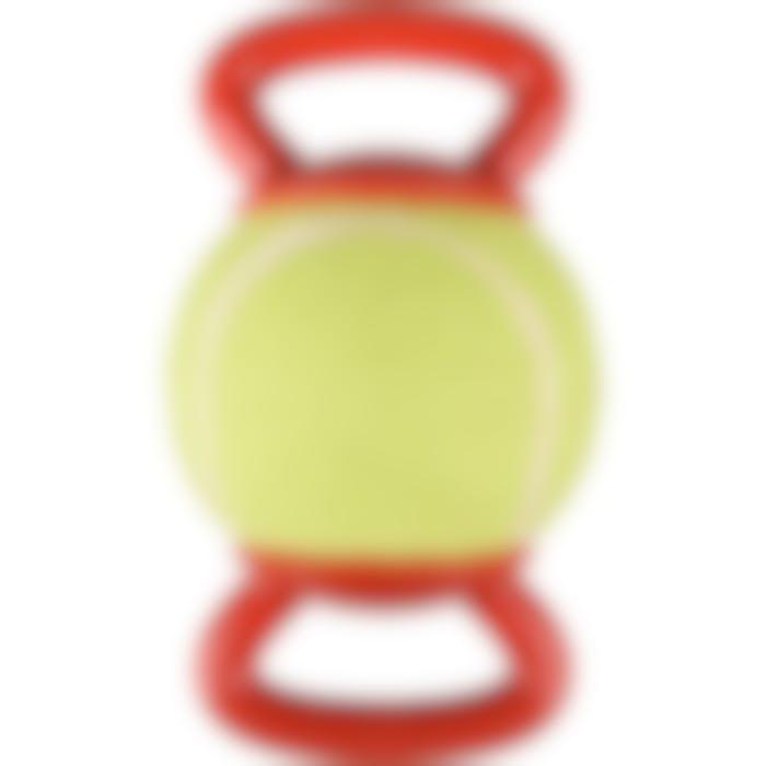 Jchien Tpr Spela Balle De Tennis+2 Poignees Rouge Dia 13cm
