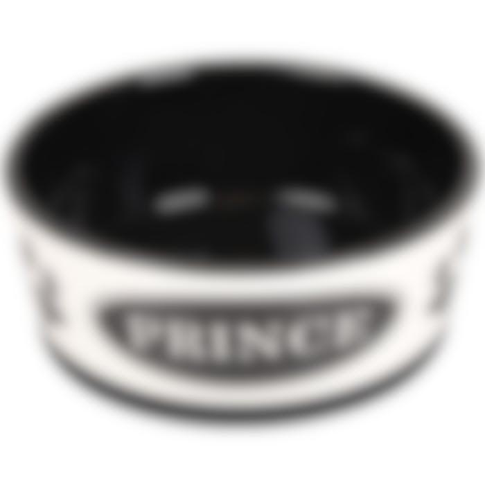 Gamelle Chien Kenzo Ceramique Antiderapant Noir/blanc 18cm 1130ml