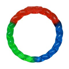 Jouet Kong Twistz Ring pour Chien - Taille S