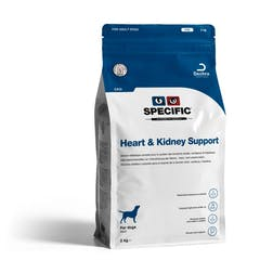 Specific Ckd Heart & Kidney Support pour chien 7kg
