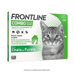 Frontline Combo Spot On Chat