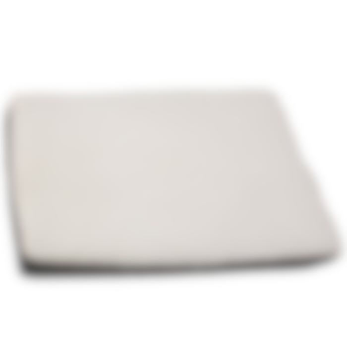 Coussin Ortho Rect.gris 100x65x12