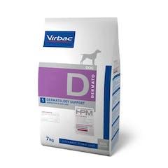 Virbac HPM Dermatology Support Chien