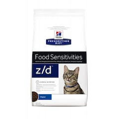 Hill's Prescription Diet Z/D Low Allergen pour chat 2kg