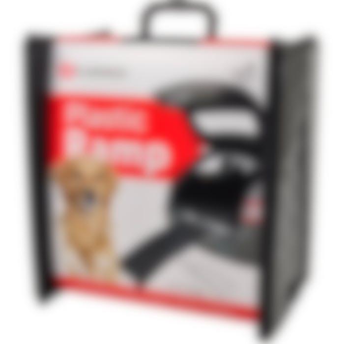 Hondenloopplank Plastic Inklapbaar 150x39,5x13cm