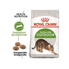 Royal Canin Outdoor Pour Chat 2kg