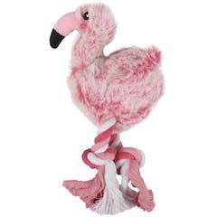 Hs Pluche Andes Flamingo Roze 36cm