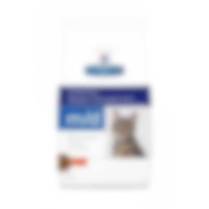 Hill's Prescription Diet M/D croquettes pour chat au poulet