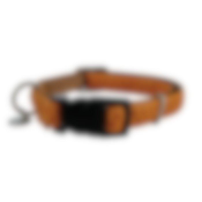 Collier Mac Leather Beige