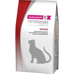 Eukanuba Vdiet Intestinal pour chat 1,5kg