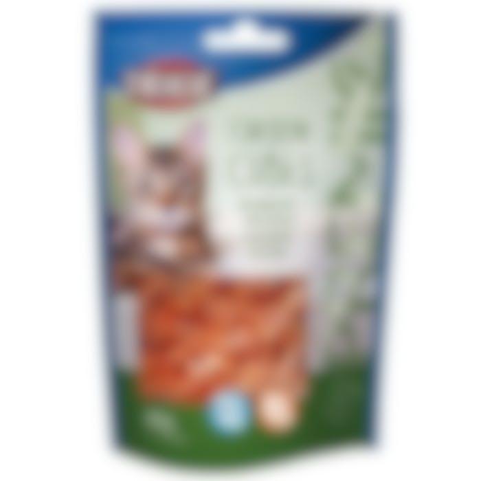 Friandises pour chat Trixie Premio Chicken Cubes