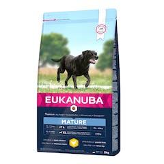 Eukanuba Mature Large Breed - Hondenvoer Met Kip - 15kg