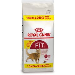 Royal Canin Fit Pour Chat 10kg + 2kg Gratuit