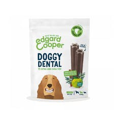 Edgard & Cooper Dental Pomme & Eucalyptus Medium Sticks Pour Chien 160g