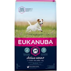 Eukanuba Adult Small Breed pour chien 12kg