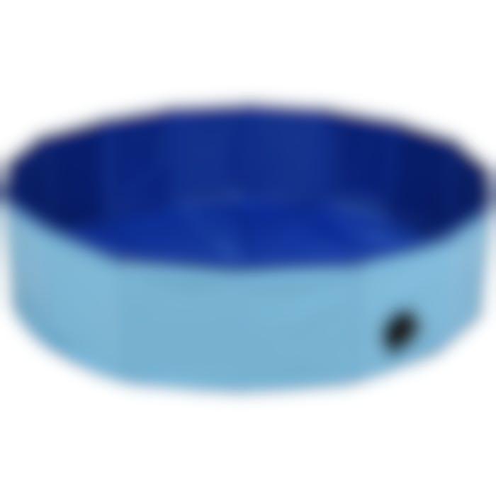 Doggy Splatter Pool Bleu 80x20cm