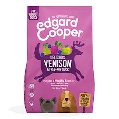 Edgard & Cooper Adult Chevreuil Pour Chien 12kg