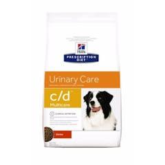 Hill's Prescription Diet C/D – Hondenvoer – 2kg