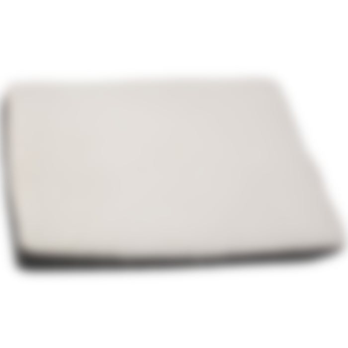 Coussin Ortho Rect.gris 120x72x12