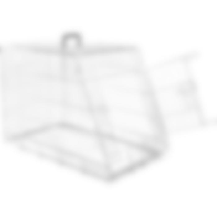 Cage Pour Chien Cote En Biais Keo Xl 57x93x62cm