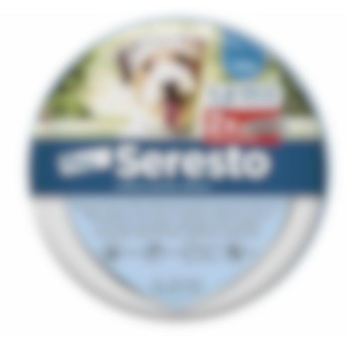 Seresto petit chien (<8Kg) - Boite de 2 Colliers 38cm