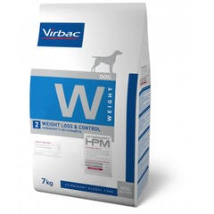 Virbac HPM W2 Weight Loss & Control Chien