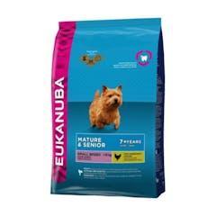 Eukanuba Mature & Senior Small Breed pour chien 3kg