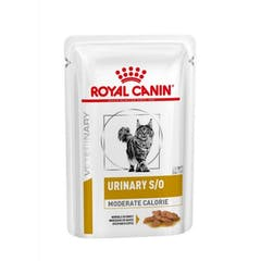 Royal Canin Urinary S/O Moderate Calorie Morsels in Gravy 12x85g