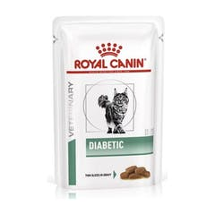 Royal Canin Diabetic Kat 12x 85g