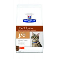Hill's Prescription Diet J/D pour chat 2kg