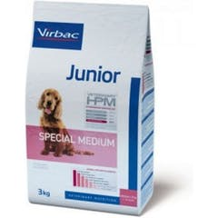 Virbac Veterinary Hpm Junior Special Medium pour chien 12kg