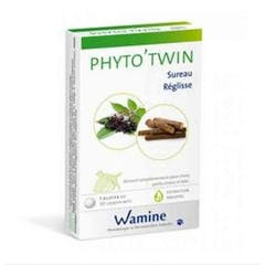 Wamine Phyto'Twin Noyer / Canelle 30 Comprimés