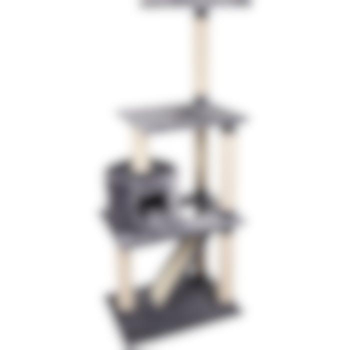 Arbre À Chat Forza Gris 60x40x151,5cm