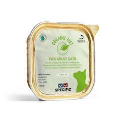 Specific F-Bio-W Organic – Kattenvoer Blik met Kip – 7x 100g