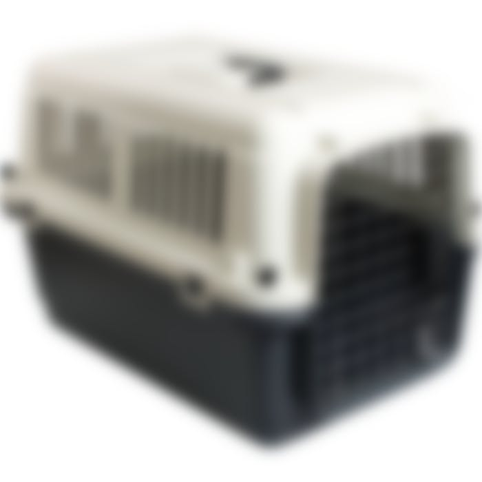 Cage De Transport Nomad Gris S 40x61x41cm