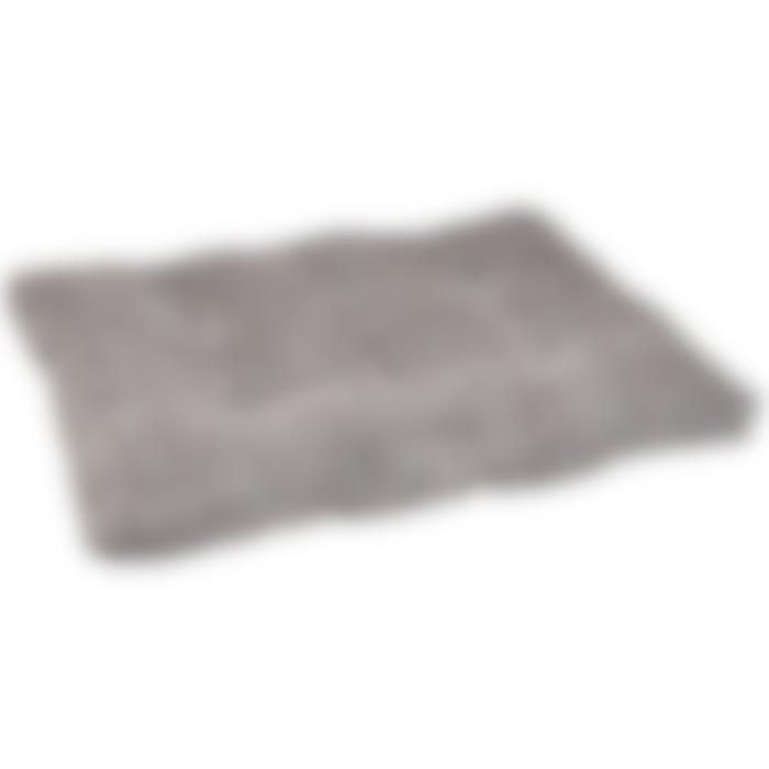 Coussin Snoozzy Rectangulaire Gris/noir 120x80x17cm