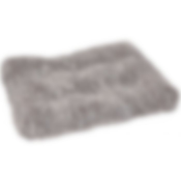Coussin Snoozzy Rectangulaire Gris/noir 60x45x10cm