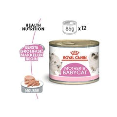 "Rc Vc Babycat Instinctive 12 X 195 Gr ""Wet Can"""