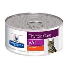 Hill's Prescription Diet Y/D Feline 24X156g